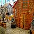 Ένα Χριστουγεννιάτικο Χωριό από ανακυκλώσιμα υλικά