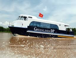A day out to Vung Tau by Hydrofoil from Hoi Chi Minh City