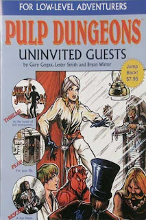 Pulp Dungeons #5: Uninvited Guests (1997 Corsair Publishing)