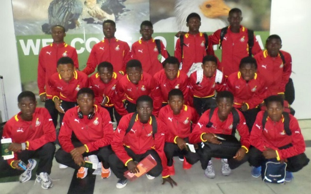 Black Starlets to camp at Cape Coast ahead of Ivory Coast clash
