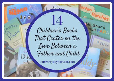 Children's Books to Celebrate Father's Day!