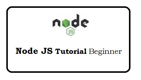 NodeJS Framework Understanding