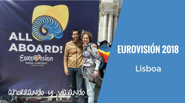 Eurovisión 2018 Lisboa