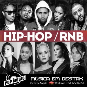 "Música Em Destak ""New Hip Hop, R&B and Pop"""