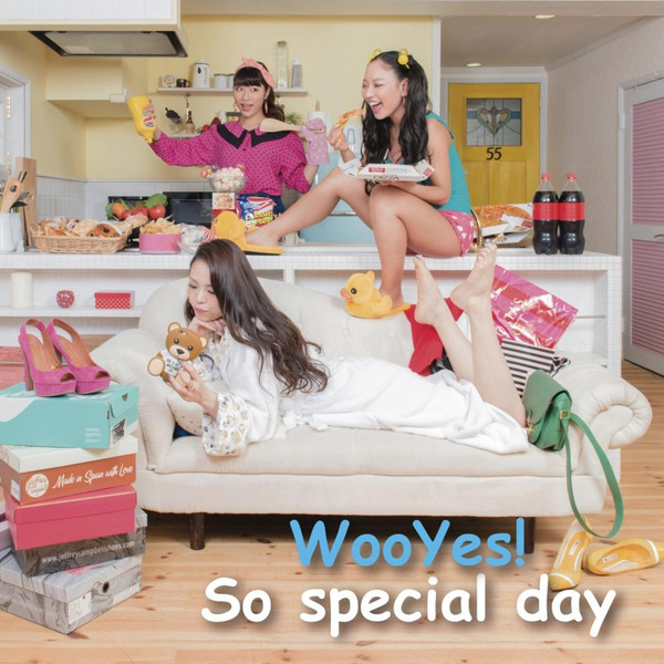 [Single] WooYes! – So special day (2016.05.25/MP3/RAR)