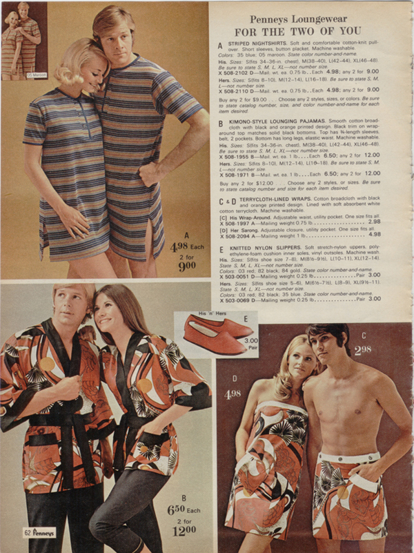 These Vintage Men's Fashion Ads Prove That the '70s Were a ...