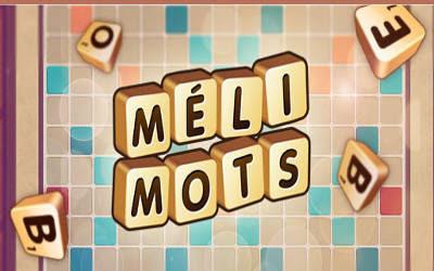Méli-Mots - Jeu de Scrabble en Ligne