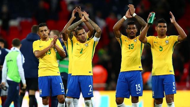 Piala Dunia 2018: Janji Dani Alves Andai Brasil Jadi Juara Dunia