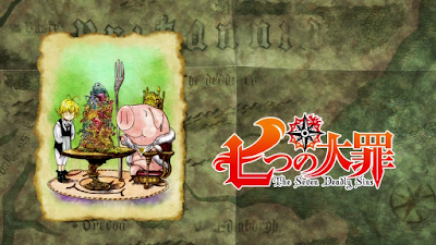 The Seven Deadly Sins - episodio numero 21