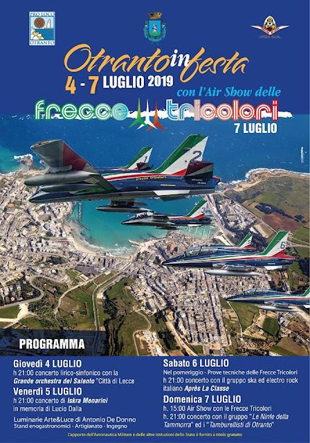 Frecce Tricolori Calendario 2020.Frecce Tricolori Un Volo Lungo