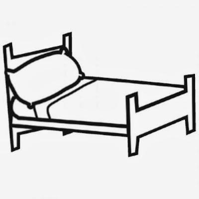 Maestra de primaria muebles y objetos de la casa para for Camas en forma de casa