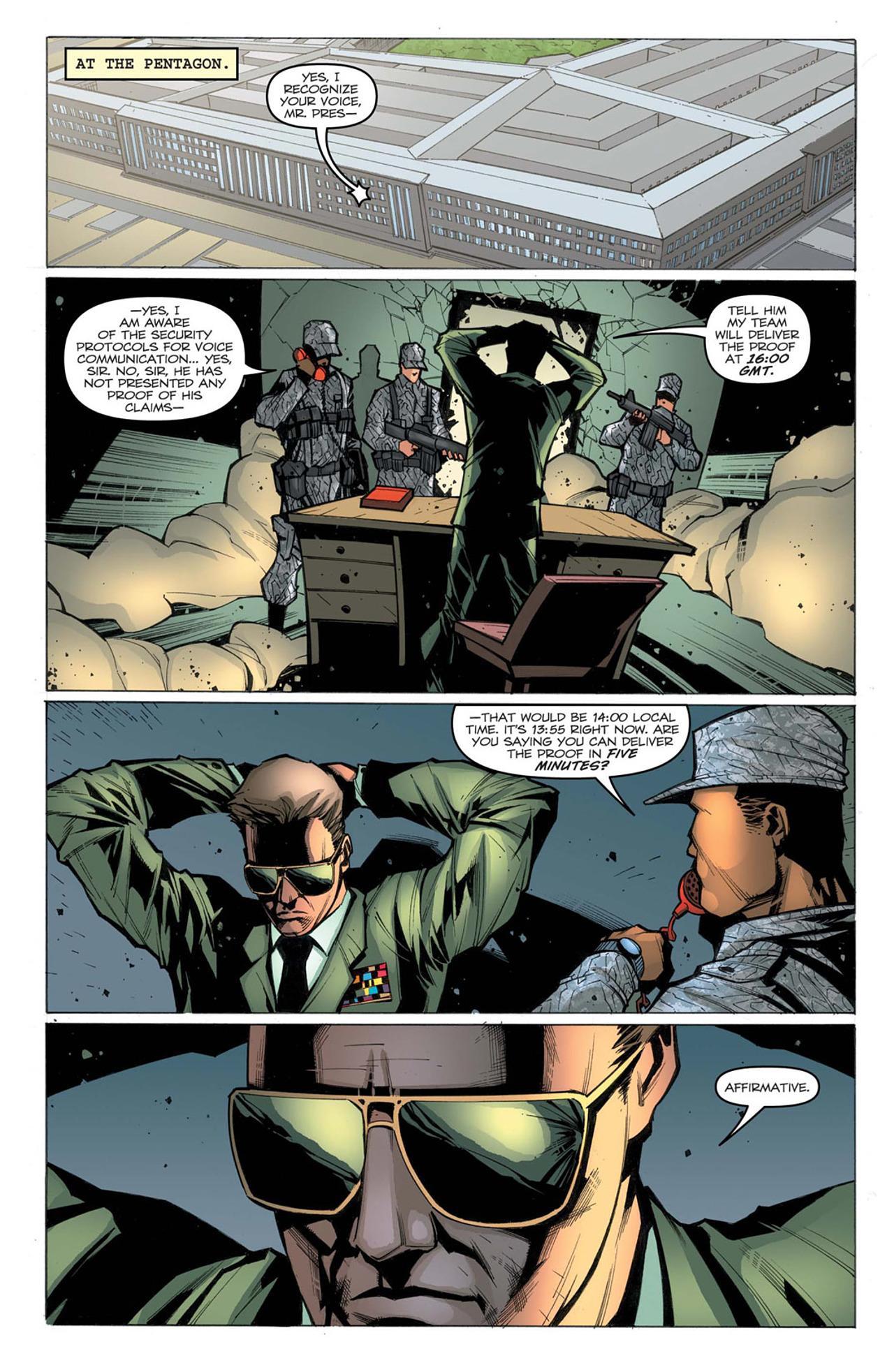 G.I. Joe: A Real American Hero 159 Page 7