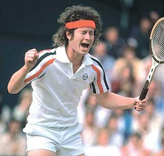 ... do John McEnroe