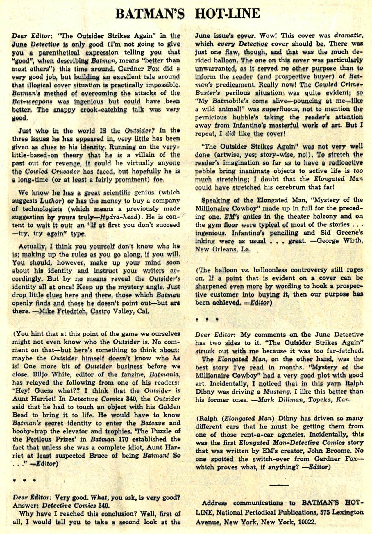 Detective Comics (1937) 344 Page 19