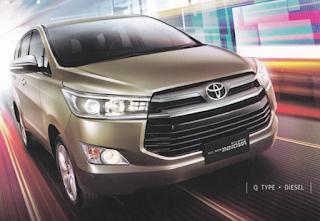 Brosur Mobil Grabd New Kijang Innova 2016
