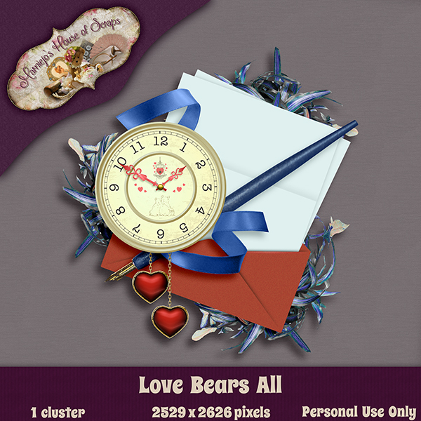 "Manic Monday - ""Love Bears All"""