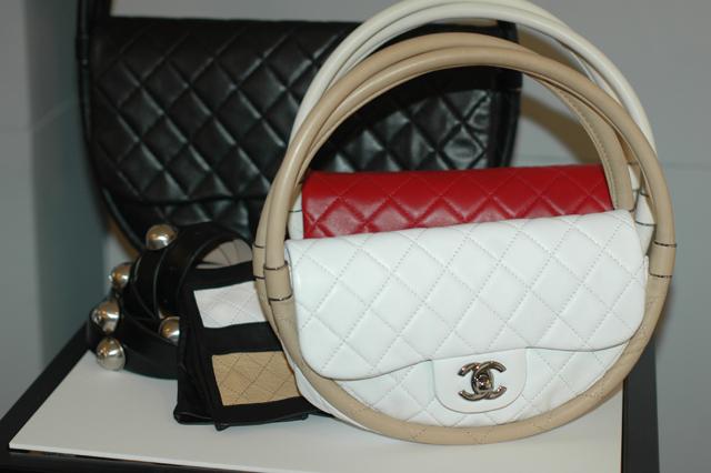 Chanel Spring Summer 2013 accessories
