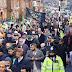 Σοκαριστικές σκηνές από το Λονδίνο: Τεράστια πορεία μουσουλμάνων στο κέντρο της πόλης
