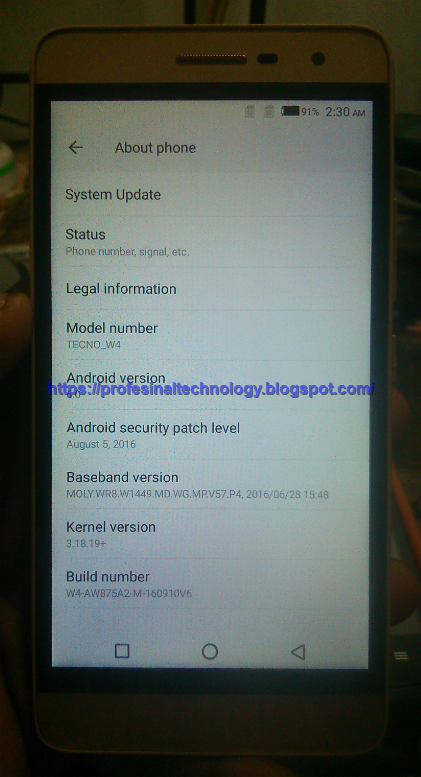 TECNO W4 MT6580 FACTORY FIRMWARE UP TO DATE & TESTED WITH OUR TEAM