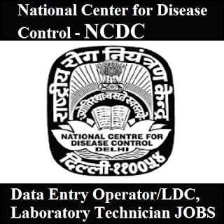 National Centre for Disease Control, NCDC, freejobalert, Sarkari Naukri, NCDC Answer Key, Answer Key, ncdc logo