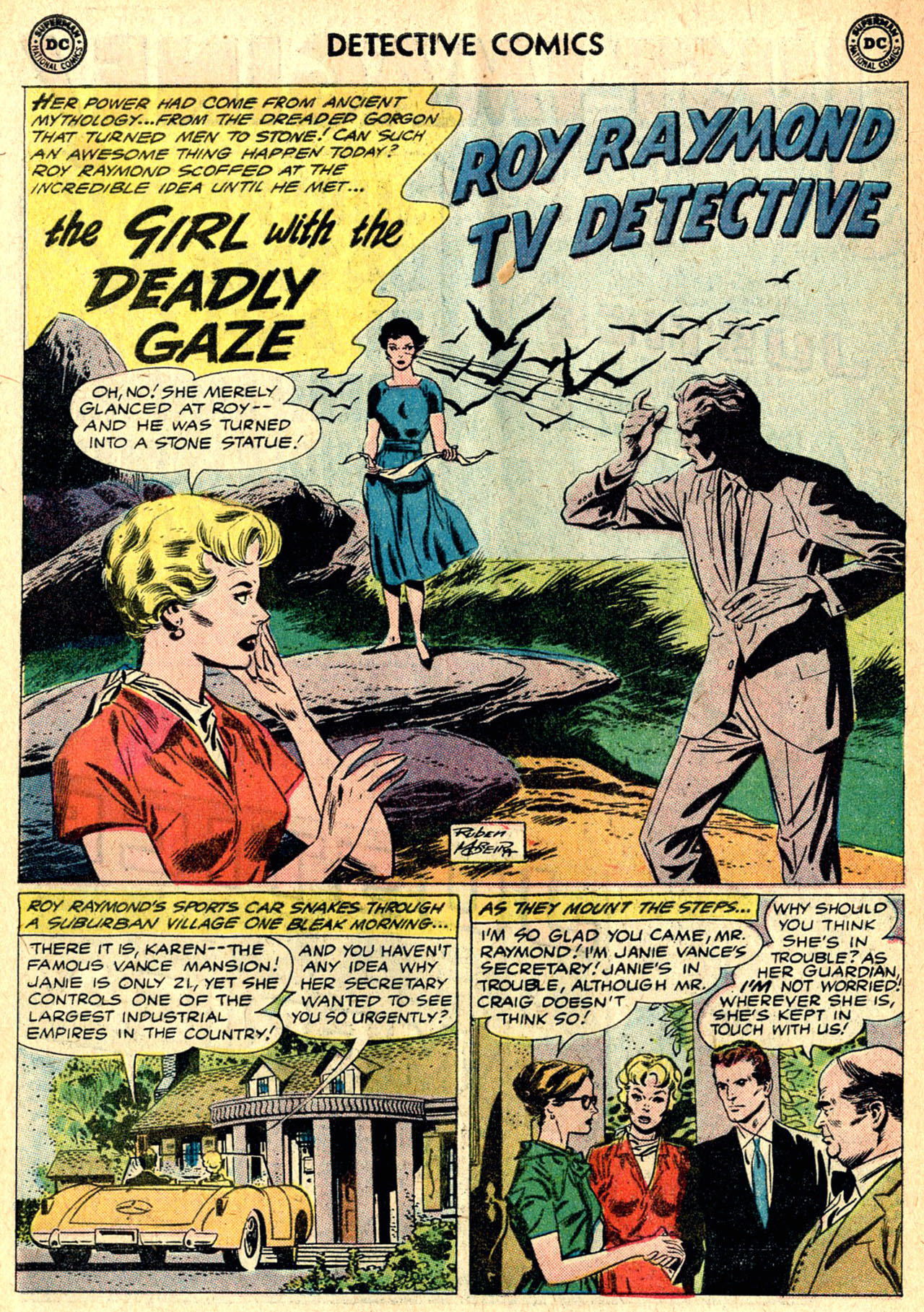 Detective Comics (1937) 288 Page 17