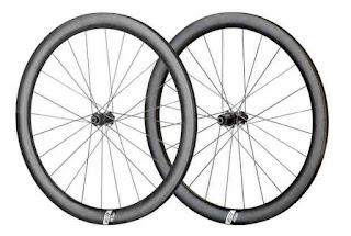 Le ruote in carbonio Rose Bikes RC 40 Disc e RC 50