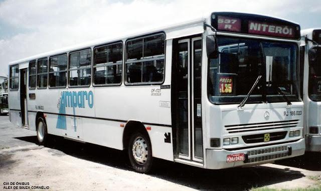 Rotas Fluminenses: 537R Niterói x Itaipu via Tribobó