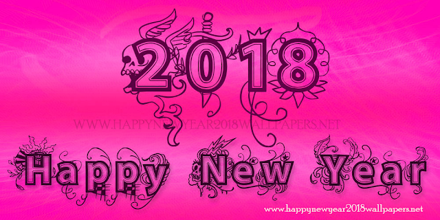 Free Download Happy New Year 2018 Wallpapers Photos Images