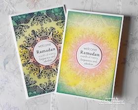 Altenew , Kaisercraft , Ramadan