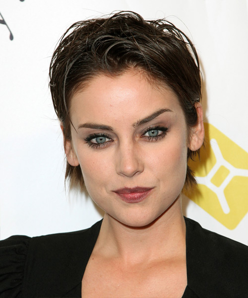 Leopard 2 20 Girl Of The Week Jessica Stroup Chop Shop