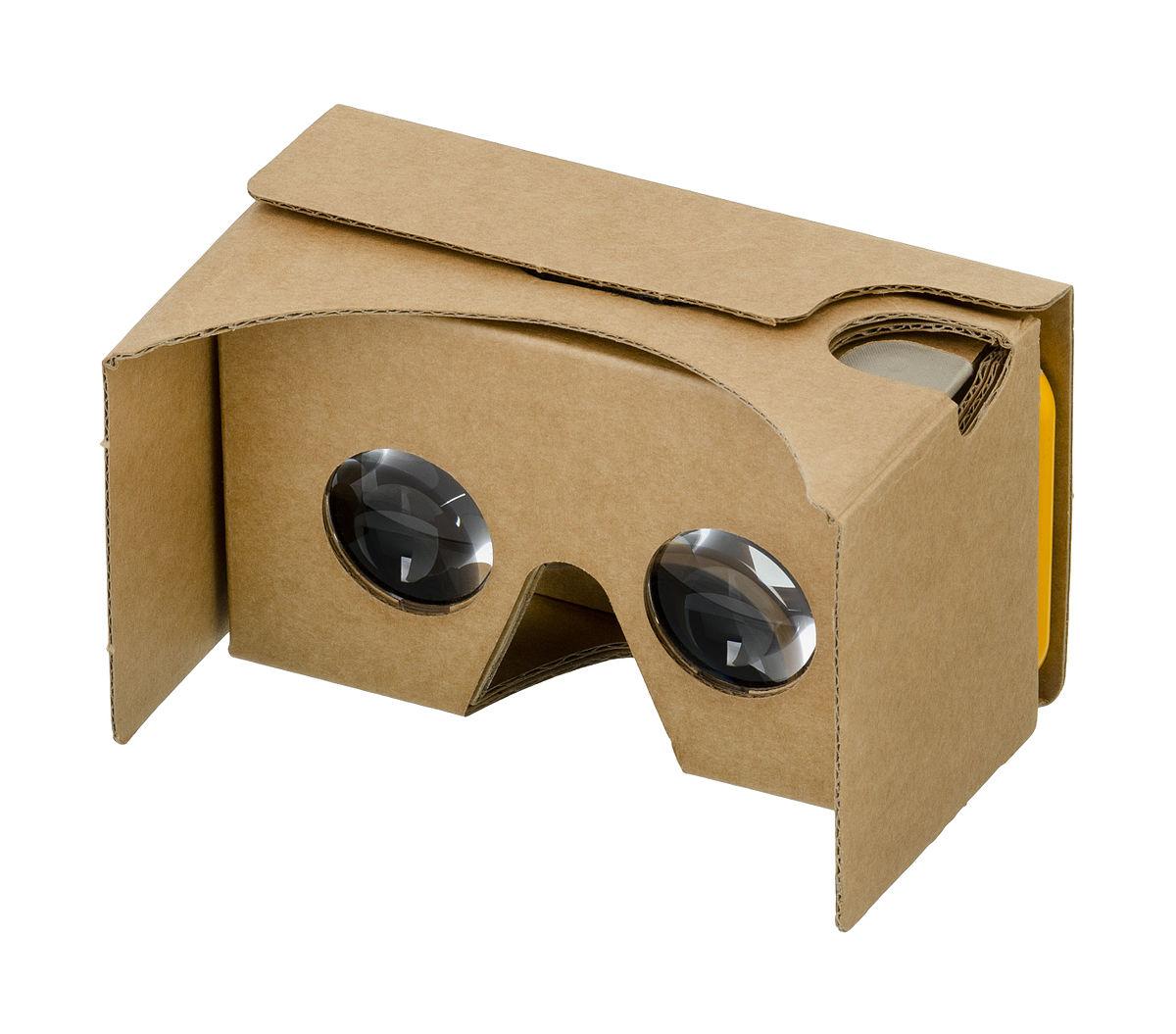 Google Daydream specimens