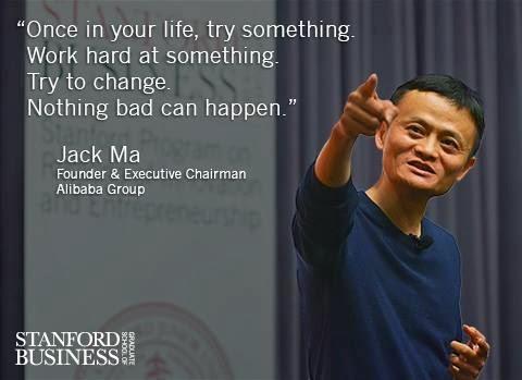 Cùng nghe Jack Ma khuyên các bạn trẻ