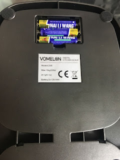 báscula de cocina, Vomelon,