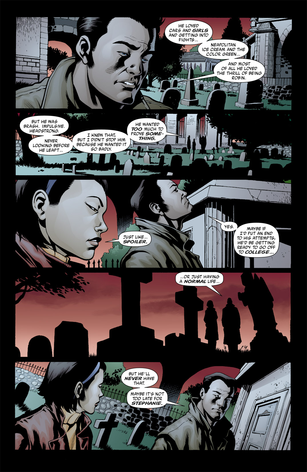 Detective Comics (1937) 790 Page 21