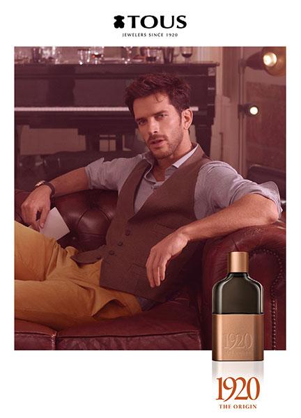 TOUS 1920 The Origin perfume masculino