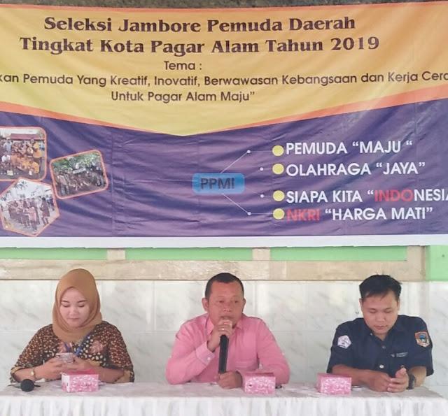 Seleksi Jambore Lahirkan Pemuda Tanguh dan Berwawasan