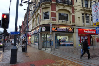 M.C. Noodle King in Leeds