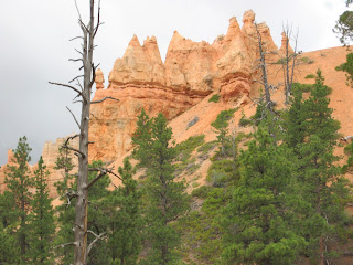 hoodoo formation bryce canyon