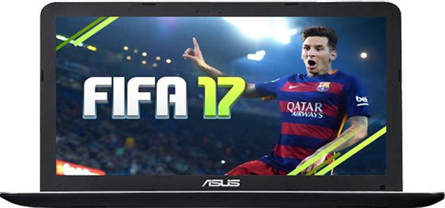 notebook que roda o jogo Fifa 2017