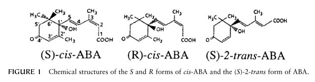 chemical-structure-of-abscisic-acid-cis-and-trans
