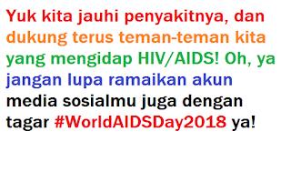 hari aids sedunia 2018