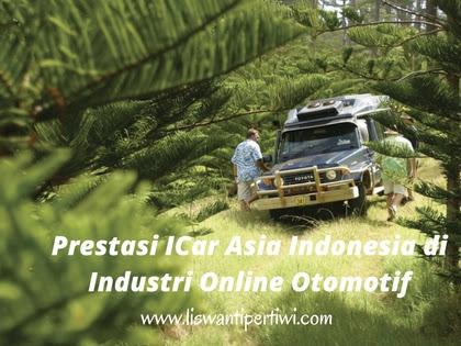 Prestasi ICar Asia Indonesia di Industri Online Otomotif