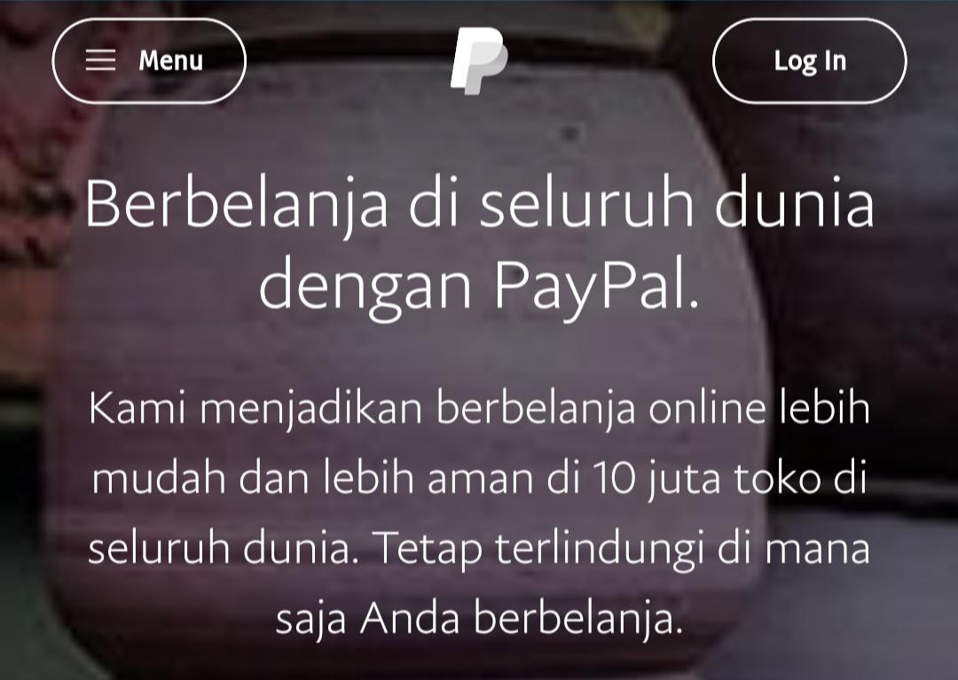 Cara Mengirim Pembayaran Paypal tanpa Fee (Potongan) Terbaru