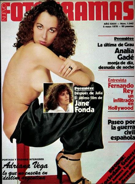 Peliculas eroticas porno dei destape español Que Fue De Las Musas Del Destape