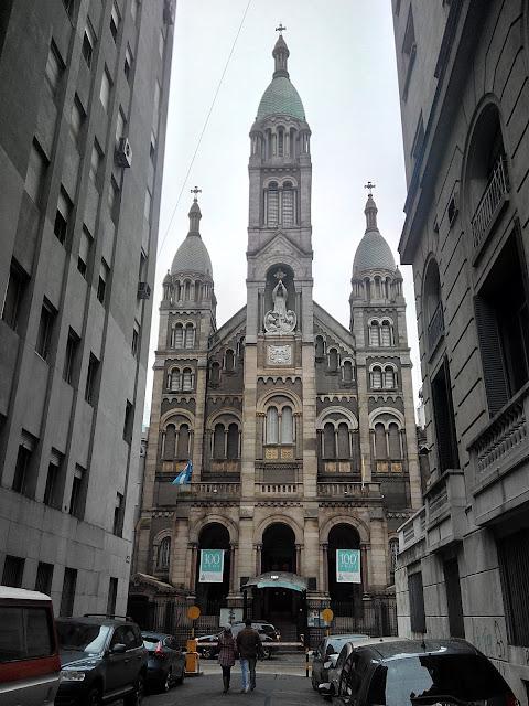 Basílica del Santísimo Sacramento de Buenos Aires