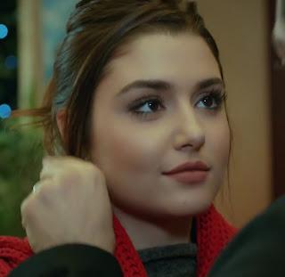Miss Turkey Hande Ercel As Hayat Uzun In Turkish TV Serial Ask Laftan Anlamaz (74)