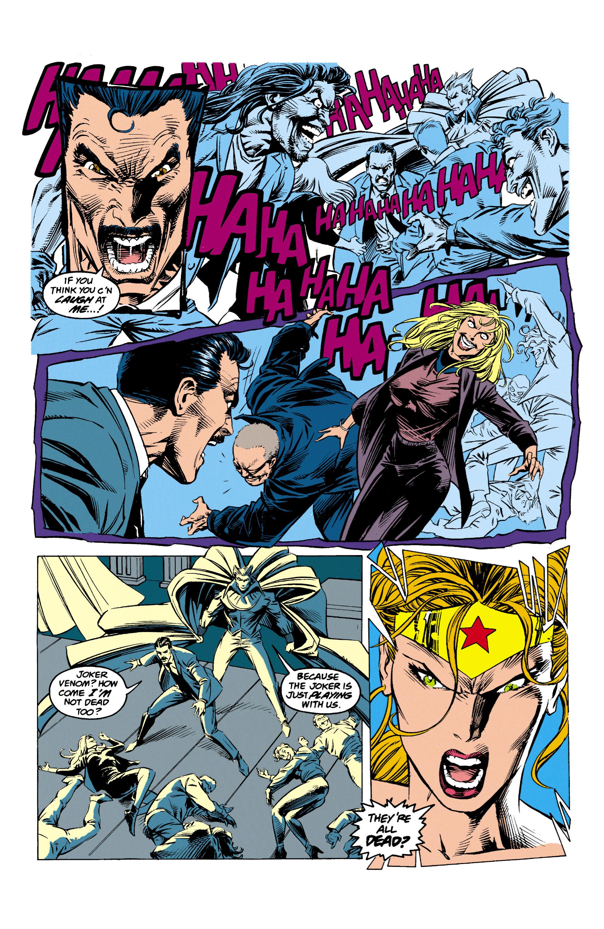 Read online Wonder Woman (1987) comic -  Issue #97 - 5
