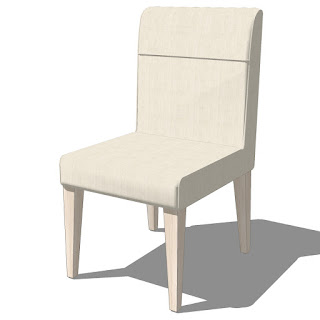 Sketchup - Chair-019