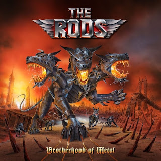 "Το βίντεο των The Rods για το ""Louder Than Loud"" από το album ""Brotherhood of Metal"""