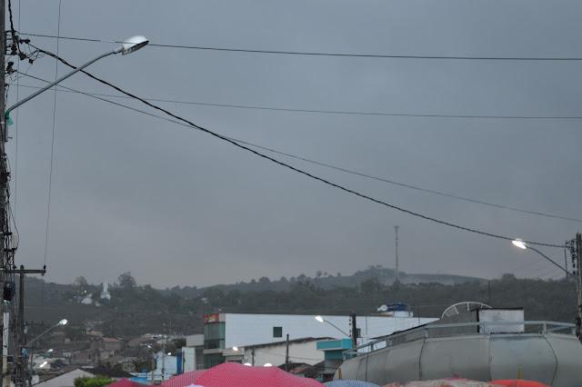 CHUVAS: Com mais de 10 horas de chuvas São Joaquim registra forte chuvas neste fim de semana.